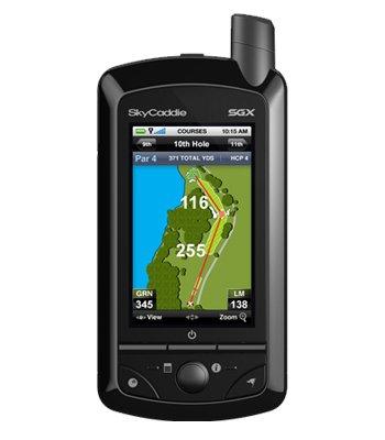 SkyCaddie SGX Golf GPS