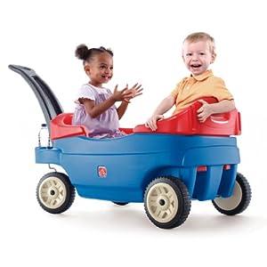 Step2 Versa Seat Wagon with Canopy