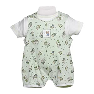 Romper - Teddy the Little Master Half Sleeves