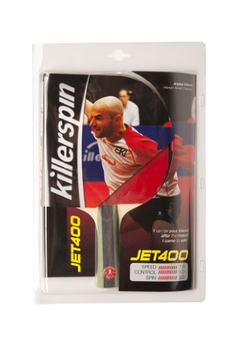 Review Killerspin 110-04 Jet 400 Table Tennis Racket