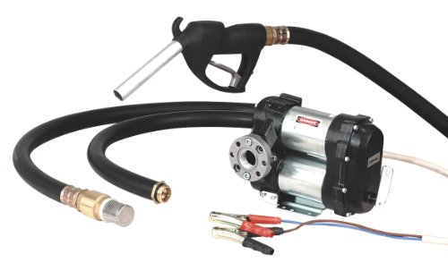 Sealey TP9824 Diesel and Fluid Transfer Pump High Volume, 24 V
