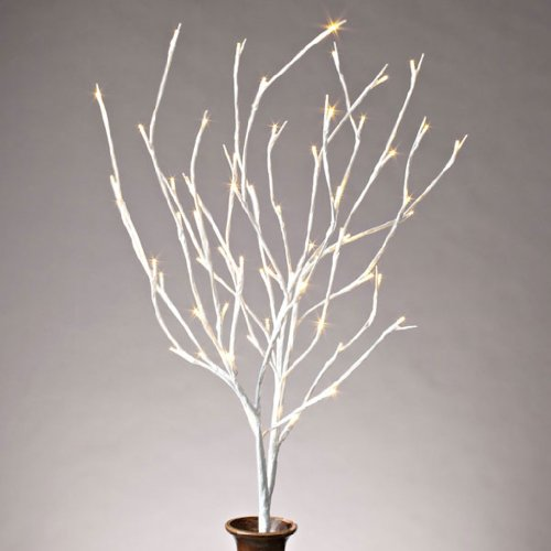 Gerson 41981 - 41981 Battery Operated Willow Lighted Branches