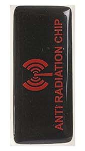 Kaizen Anti Radiation Chip for Smartphones/Tablets/Laptops (Black)