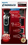 Norelco Grooming System, All in 1, Rechargeable Cordless