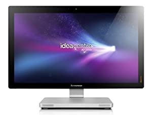 Lenovo A720 27-Inch Desktop (Windows 8, Intel Core i7-3630QM 3.4 GHz, 8 GB DIMM, 1 TB, NVIDIA)(Brushed aluminum)