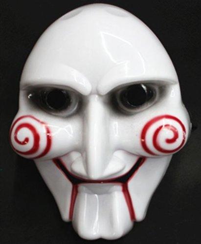 ソウ ジグソウ・キラー ビリー人形 風 マスク コスチューム用小物