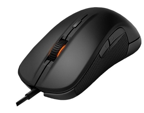 SteelSeries Rival Optical Mouse ゲーミングマウス 62271
