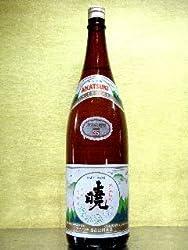 暁 米焼酎 35度 1.8L