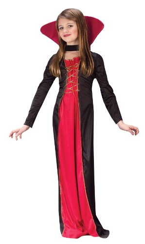 Victorian Vampiress Child Costume