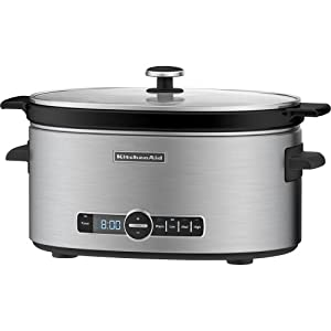 6-Quart Slow Cooker by KitchenAid