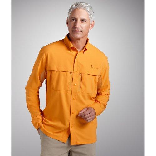 Coolibar UPF 50+ Men's Fishing Shirt - Sun Protection