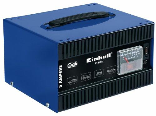 Einhell BT-BC 5 Batterie-Ladegerät