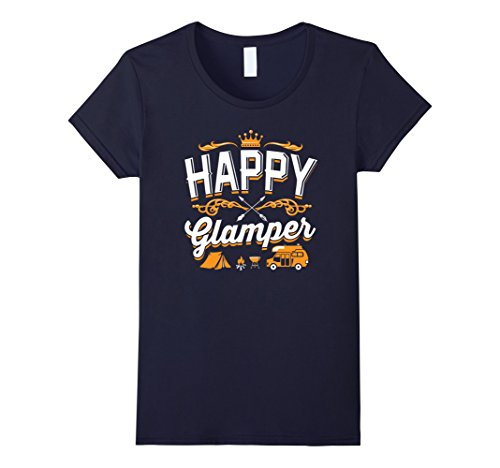 Happy Glamper Cool Camping Tee