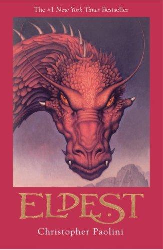 Eldest Deluxe Edition (Inheritance, Book 2)