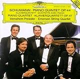 echange, troc  - Schumann : Piano Quintet & Quartet