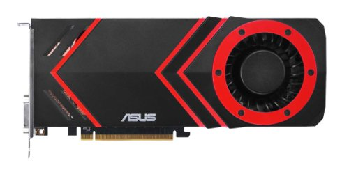 ASUS ATI Radeon HD5870 1GB DDR5 DVI/HDMI/DisplayPort PCI-Express Video Card