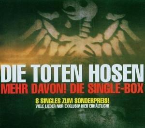 Die Toten Hosen - Mehr Davon!Single-Box1995-2004 - Zortam Music