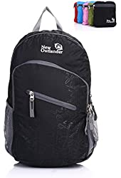 #1 Rated 20L/33L-Most Durable Packable Lightweight Backpack+Lifetime Warranty