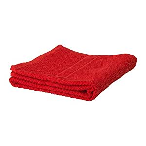ikea frajen 2 2 washcloth red color free shipping home amp kitchen