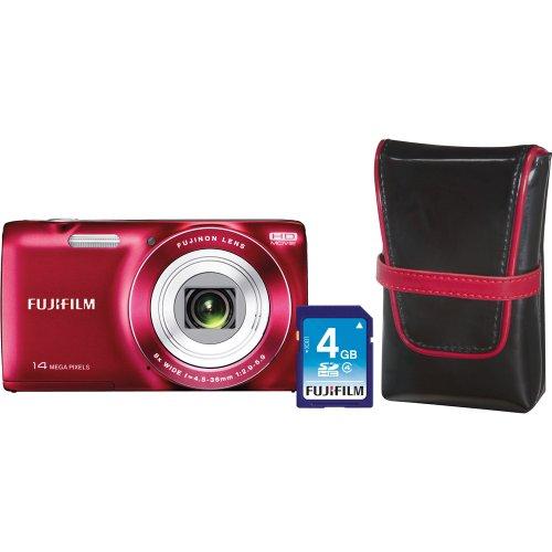 Fujifilm Jz100 Digital Camera Bundle