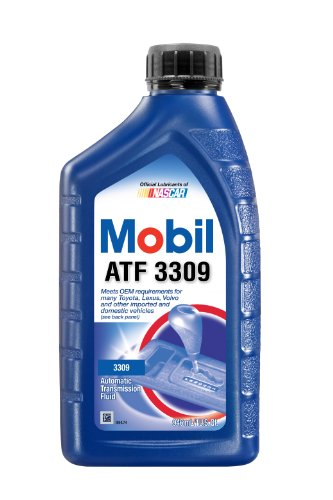Mobil 1 55221 3309 Automatic Transmission Fluid - 1 Quart (Pack of 12) (Transmission Fluid Mobile 1 compare prices)