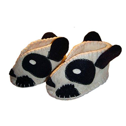 Silk Road Bazaar Zootie, Panda, 6-12 Months - 1