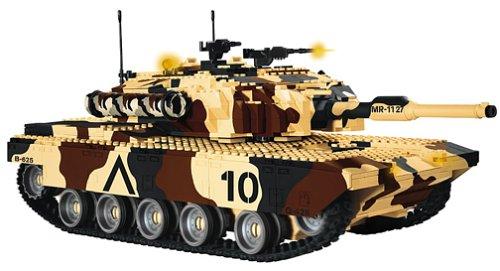 Mega Bloks ProBuilder 9734 Abrams M1A1 Panzer bestellen