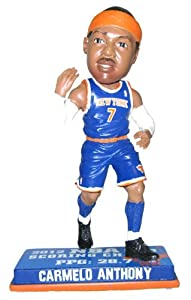 Carmelo Anthony New York Knicks 2013 NBA Scoring Champ Bobble Head Forever... by Forever Collectibles