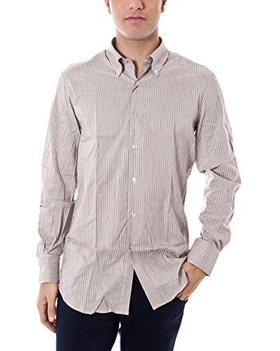 Ferre Camisa Hombre Beige