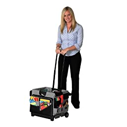 Early Learning Resources Universal Rolling Cart and Organizer Set, 16.5\'\' x 15\'\' x 16\'\'
