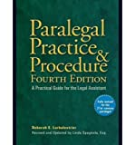 img - for Paralegal Practice & Procedure: A Practical Guide for the Legal Assistant (Paperback) - Common book / textbook / text book