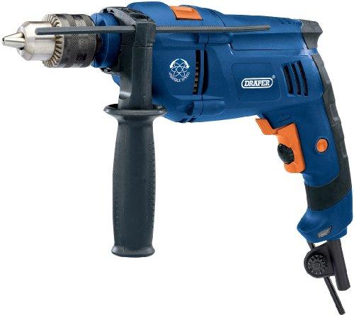 Draper 76215 230-Volt 810-Watt Hammer Drill