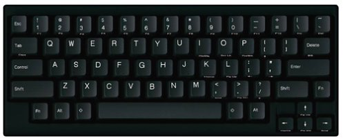 Happy Hacking Keyboard Lite2 Usb (Black)