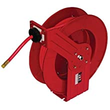 Jet 426238 3/8-Inch X 50 Air Hose Reel with Hose