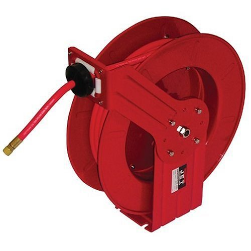 Jet 426238 3 8-Inch X 50 Air Hose Reel with HoseB000068CNE : image