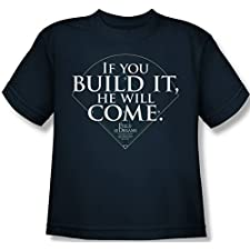 Field Of Dreams If You Build It Youth T-Shirt