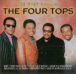 Four Tops - 100 Soul Classics (2007) CD2 - Zortam Music