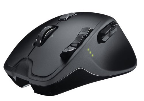 Logitech Gaming Mouse G700