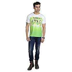Total Football Highway To Hell Poly Cotton T-Shirt For Men (Size: Extra Large)