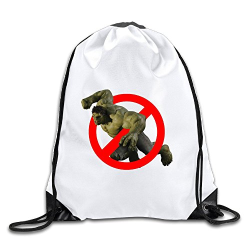 HAAUT Ghostbuster Hulk Port Bag Drawstring Backpack