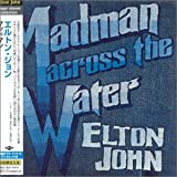 Elton John Madman Across The Water (Paper Sleeve) [Japanese Import]