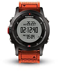 Garmin Fenix GPS Multisport Watch with Outdoor Navigation and Heart Rate Monitor