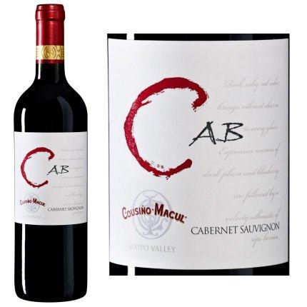 2010 Cousino-Macul Cabernet Sauvignon Maipo Valley 750Ml