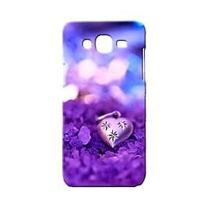 BLUEDIO Designer 3D Printed Back case cover for Samsung Galaxy A3 - G0771