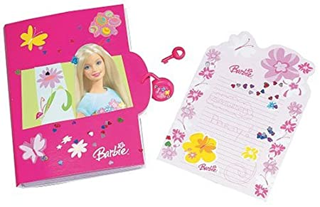 Barbie Secret Diary Barbie Make Your Own Secret