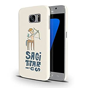 Koveru Designer Printed Protective Back Shell Case Cover for Samsung Galaxy S7