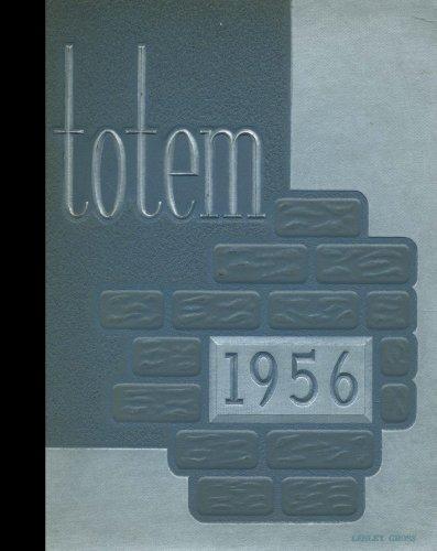 (Black & White Reprint) 1956 Yearbook: Sewanhaka High School, Floral Park, New York