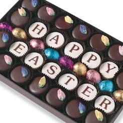 Bissinger's Happy Easter Assortment, 37 piece (Gourmet,Bissinger's Handcrafted Chocolatier,)