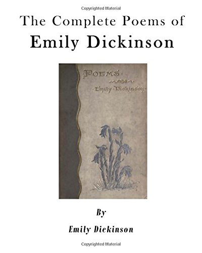 a review of saying goodbye emily dickinson Goodbye, belle of amherst subscribe log in advertisement supported by art review 'i'm nobody' not a chance, emily dickinson i guess you.