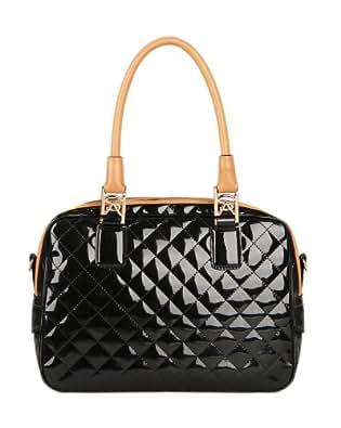 Longchamp Quilt Embossed Tote Bag